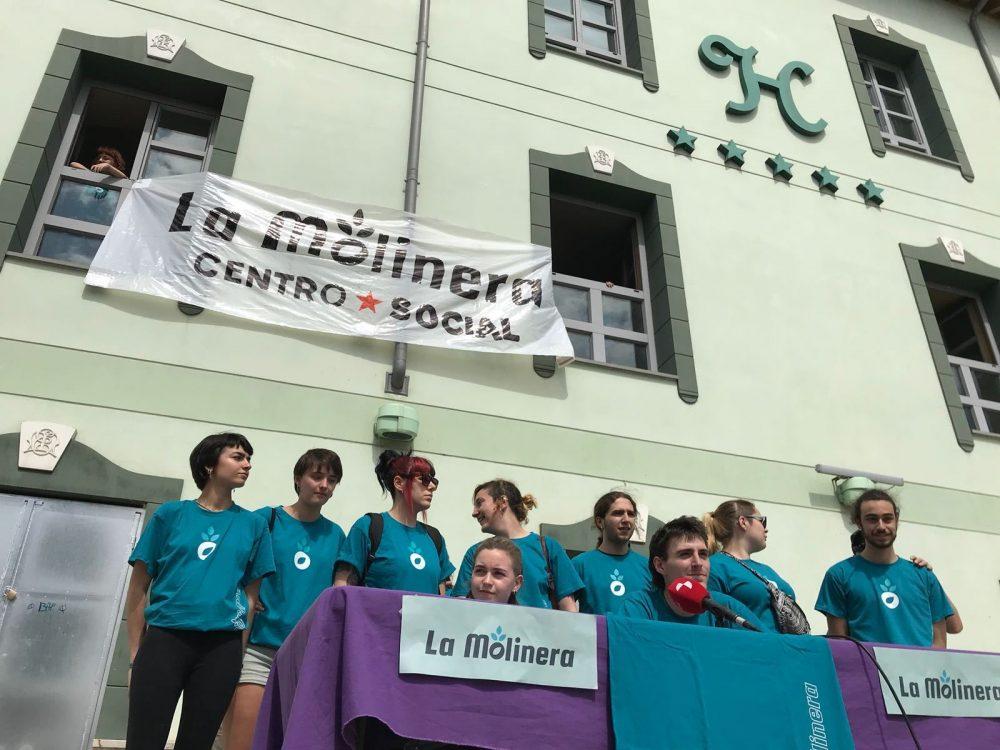Presentación Centro Social La Molinera